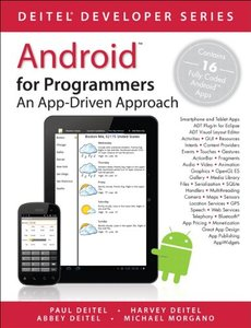 Android for Programmers: An App-Driven Approach (Paperback)-cover