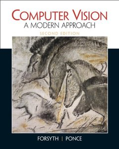 Computer Vision: A Modern Approach, 2/e (Hardcover)