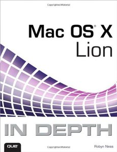 Mac OS X Lion In Depth, 2/e (Paperback)-cover