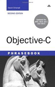 Objective-C Phrasebook, 2/e (Paperback)-cover