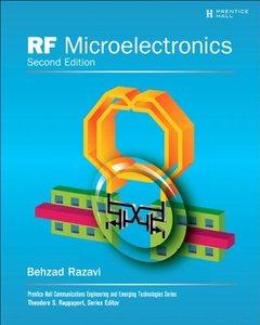 RF Microelectronics, 2/e (Hardcover) (美國原版)-cover
