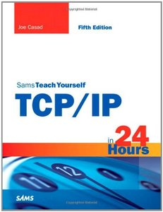 Sams Teach Yourself TCP/IP in 24 Hours, 5/e (Paperback)-cover