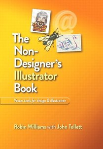 The Non-Designer's Illustrator Book (Paperback)-cover