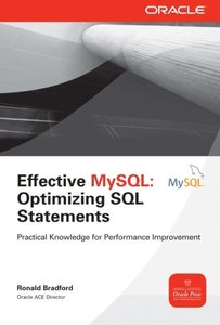 Effective MySQL Optimizing SQL Statements (Paperback)-cover