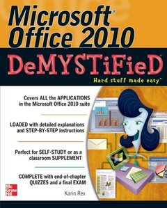 Microsoft Office 2010 Demystified (Paperback)-cover