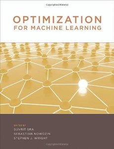 Optimization for Machine Learning (Hardcover)-cover