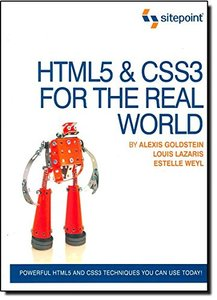 HTML5 & CSS3 in The Real World (Paperback)-cover