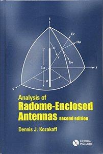 Analysis of Radome-Enclosed Antennas, 2/e (Hardcover)-cover