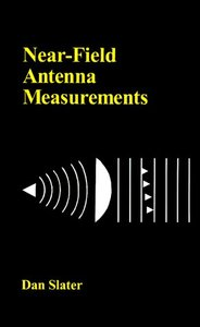 Near-Field Antenna Measurements (Hardcover)-cover