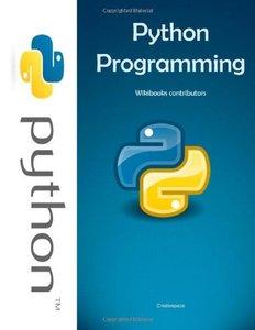 Python Programming (Paperback)-cover