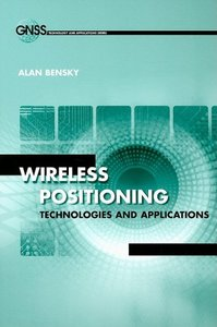 Wireless Positioning Technologies and Applications (Hardcover)-cover
