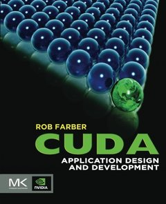 CUDA Application Design and Development (Paperback)-cover