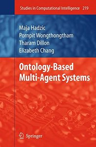 Ontology-Based Multi-Agent Systems (Hardcover)