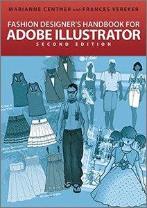 Fashion Designer's Handbook for Adobe Illustrator, 2/e (Paperback)-cover