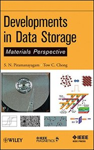 Developments in Data Storage: Materials Perspective (Hardcover)