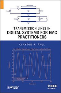 Transmission Lines in Digital Systems for EMC Practitioners (Hardcover)-cover