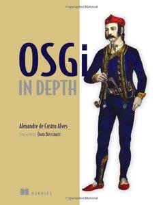 OSGi in Depth (Paperback)