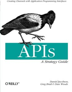 APIs: A Strategy Guide (Paperback)-cover