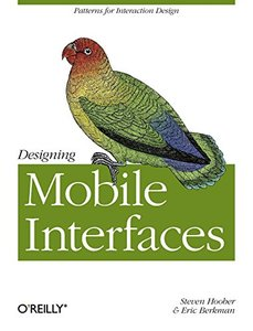 Designing Mobile Interfaces (Paperback)-cover