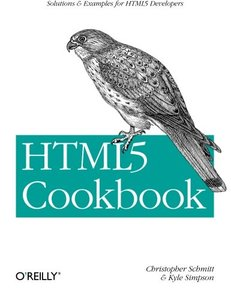 HTML5 Cookbook (Paperback)-cover