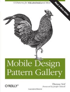 Mobile Design Pattern Gallery: UI Patterns for Mobile Applications (Paperback)-cover