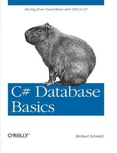 C# Database Basics (Paperback)-cover