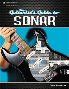The Guitarist's Guide to SONAR (Paperback)-cover