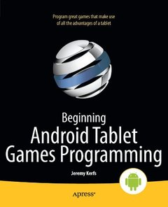 Beginning Android Tablet Games Programming (Paperback)-cover