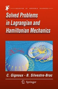 Solved Problems in Lagrangian and Hamiltonian Mechanics (Hardcover)-cover