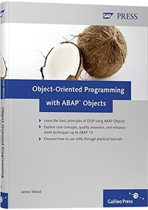 Object-Oriented Programming with ABAP (Hardcover)-cover