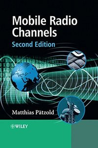Mobile Radio Channels, 2/e (Hardcover)-cover