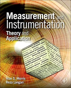 Measurement and Instrumentation: Theory and Application (Paperback)-cover