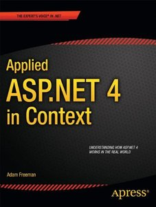 Applied ASP.NET 4 in Context (Paperback)-cover