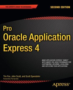Pro Oracle Application Express 4 (Paperback)-cover