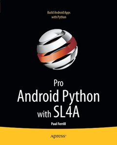 Pro Android Python with SL4A (Paperback)-cover