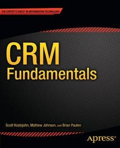 CRM Fundamentals (Paperback)-cover