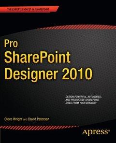 Pro SharePoint Designer 2010 (Paperback)-cover