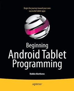 Beginning Android Tablet Programming (Paperback)-cover