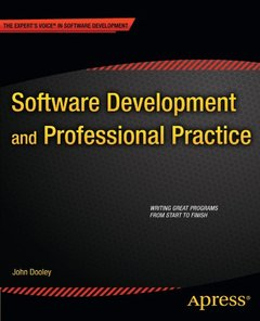 Software Development and Professional Practice (Paperback)-cover
