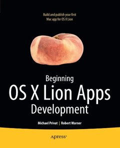 Beginning OS X Lion Apps Development (Paperback)-cover