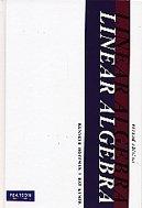Linear Algebra, 2/e (Hardcover)-cover