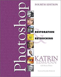 Adobe Photoshop Restoration & Retouching, 4/e (Paperback)-cover
