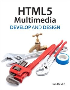 HTML5 Multimedia: Develop and Design (Paperback)-cover