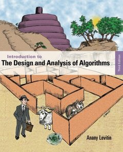 Introduction to the Design and Analysis of Algorithms, 3/e (Paperback)-cover