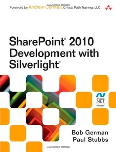 SharePoint 2010 Development with Silverlight (Paperback)-cover