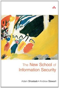 The New School of Information Security (Paperback)-cover