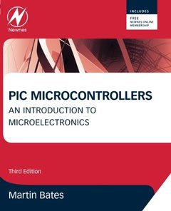 PIC Microcontrollers, 3/e : An Introduction to Microelectronics (Paperback)-cover