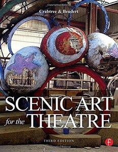 Scenic Art for the Theatre, 3/e (Paperback)-cover
