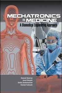 Mechatronics in Medicine A Biomedical Engineering Approach (Hardcover)-cover