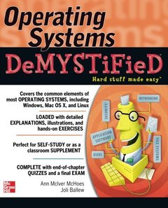 Operating Systems DeMYSTiFieD (Paperback)-cover